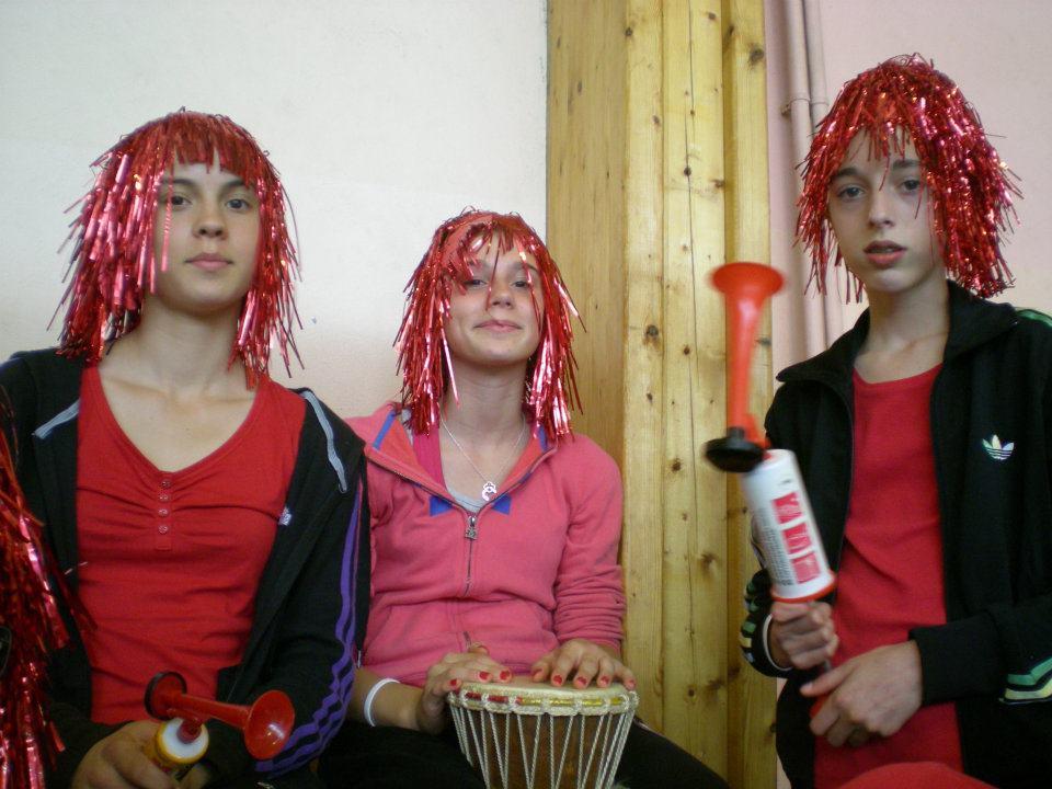 Les 3 mousquetaires version Prince d'Egypte