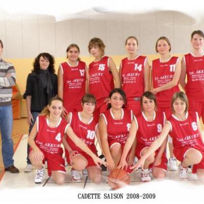 CF2 2008-2009