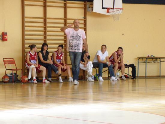 Jeff coach des SF1