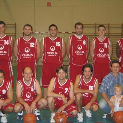 BVT teams 2007-2008