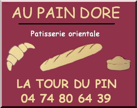 Pain dore