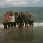 La plage corse pour les