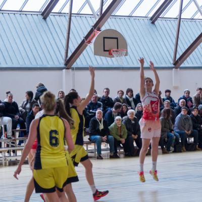 U20F BVT-HTV Toulon 24/03/15