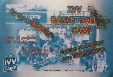 Affiche IVV Camp