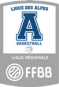 Site de la Ligue des Alpes de Basket