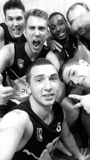 Le selfie de la victoire à Voiron