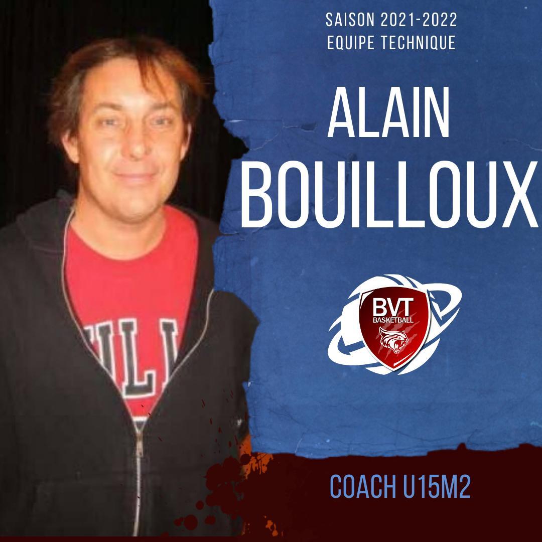 Alain BOUILLOUX