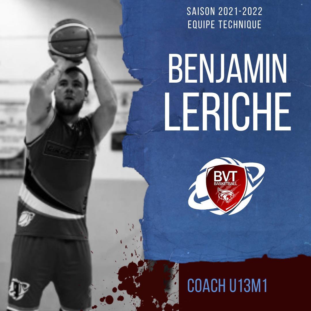 Benjamin LERICHE