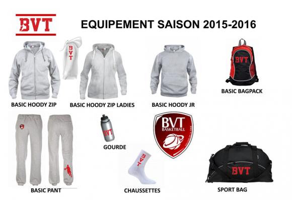 Boutique BVT 2015-2016