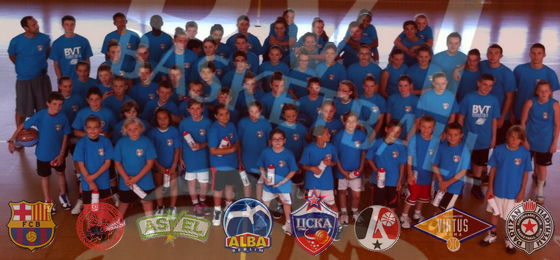 Camp d'été BVT 2013