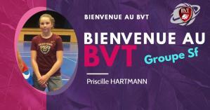Priscille HARTMANN