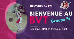 Sandrine CHARRIN