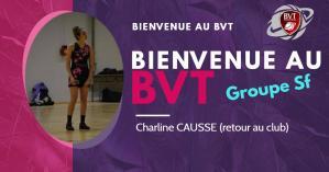 Charline CAUSSE