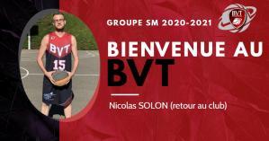 Nicolas SOLON