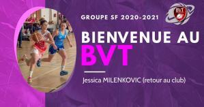 Jessica MILENKOVIC