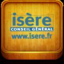 Cliquez et accédez au site du CG Isère
