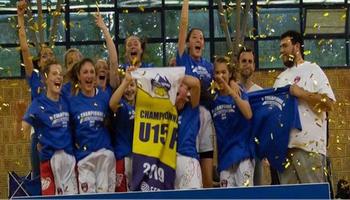 U15F championnes
