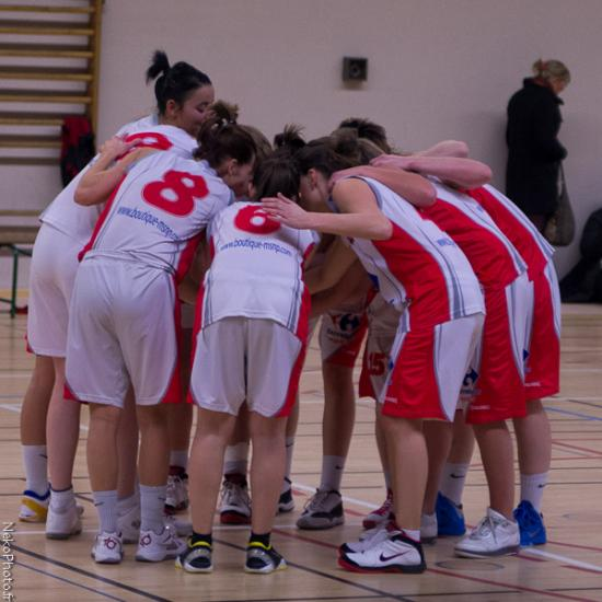 Les filles filent en play-offs