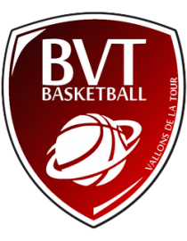 Le nouveau Logo du BVT version 2013-2014