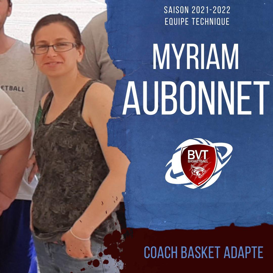 Myriam AUBONNET