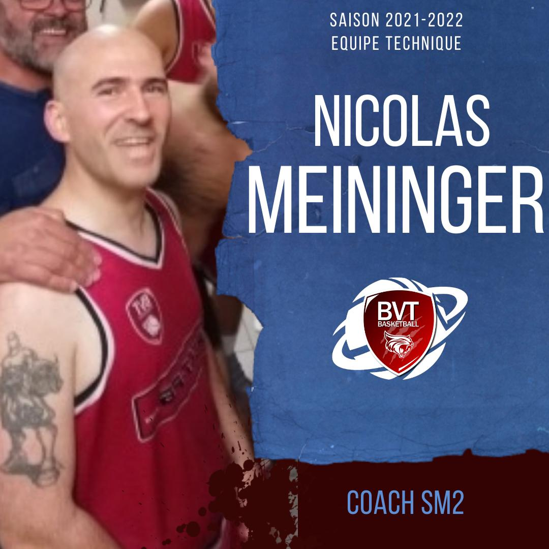 Nicolas MEININGER