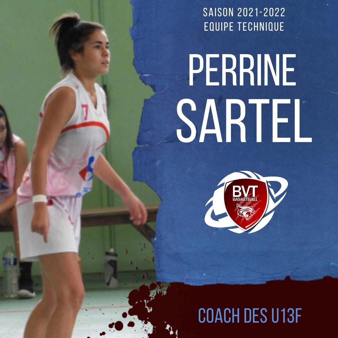 Perrine SARTEL