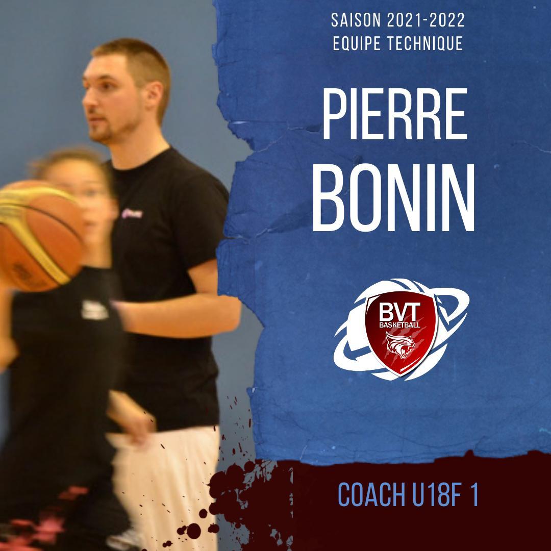 Pierre Antoine BONIN