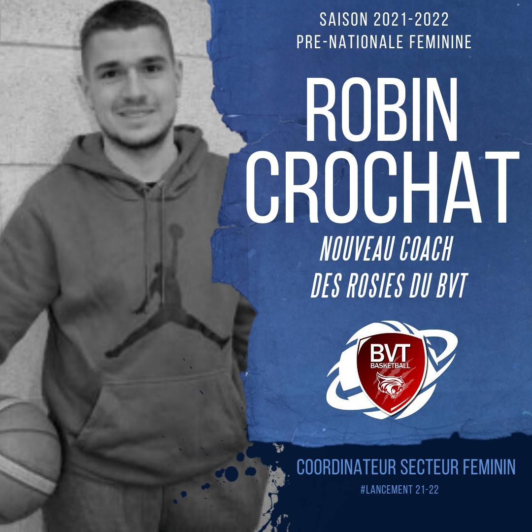 Robin CROCHAT