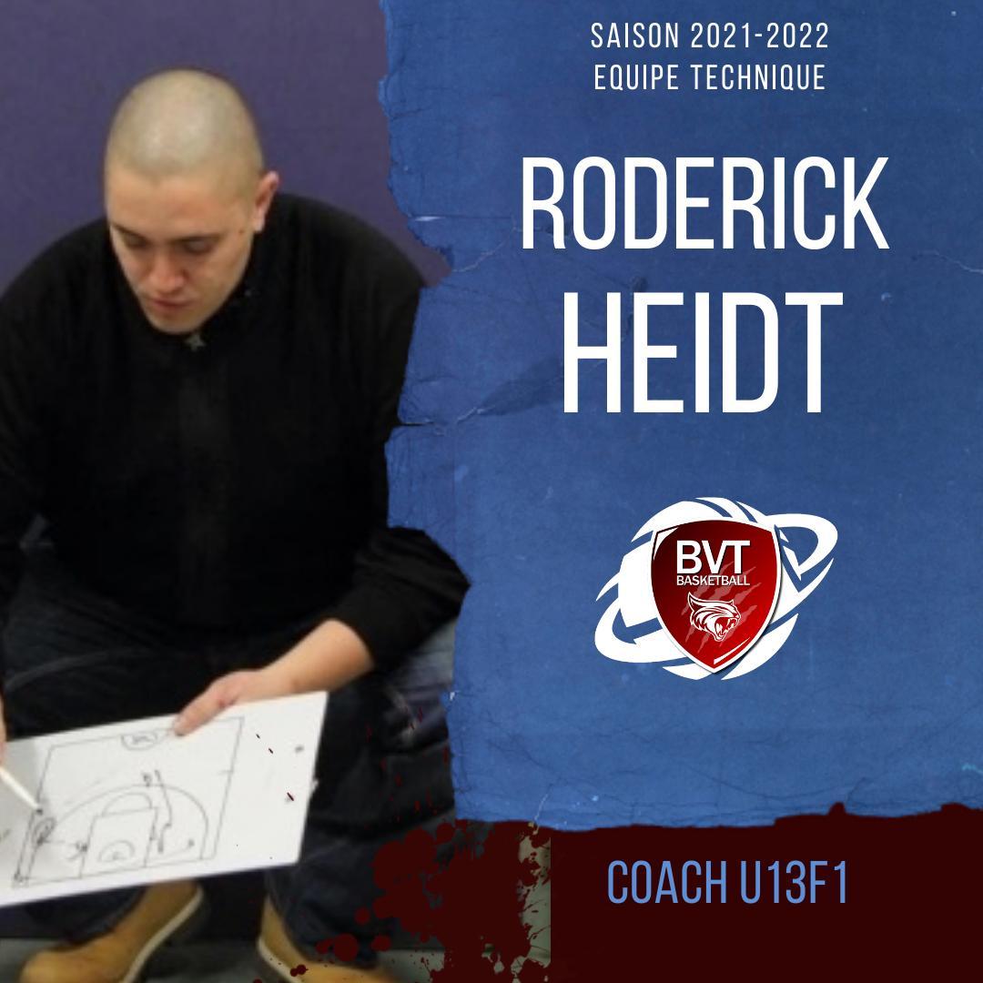 Roderick HEIDT