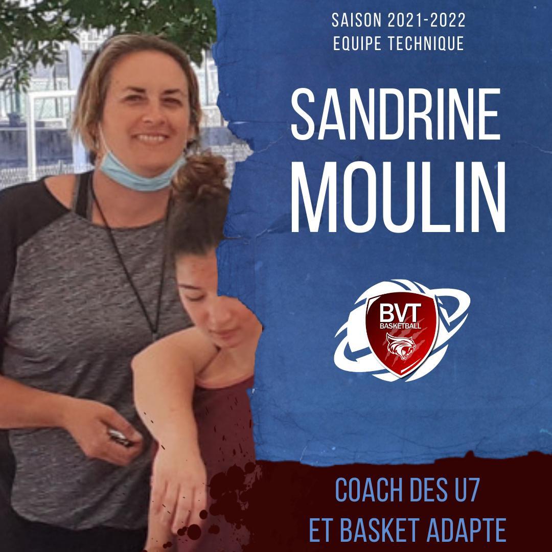 Sandrine MOULIN