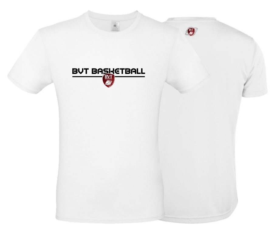 T-Shirt BC Collection Blanc - 14€