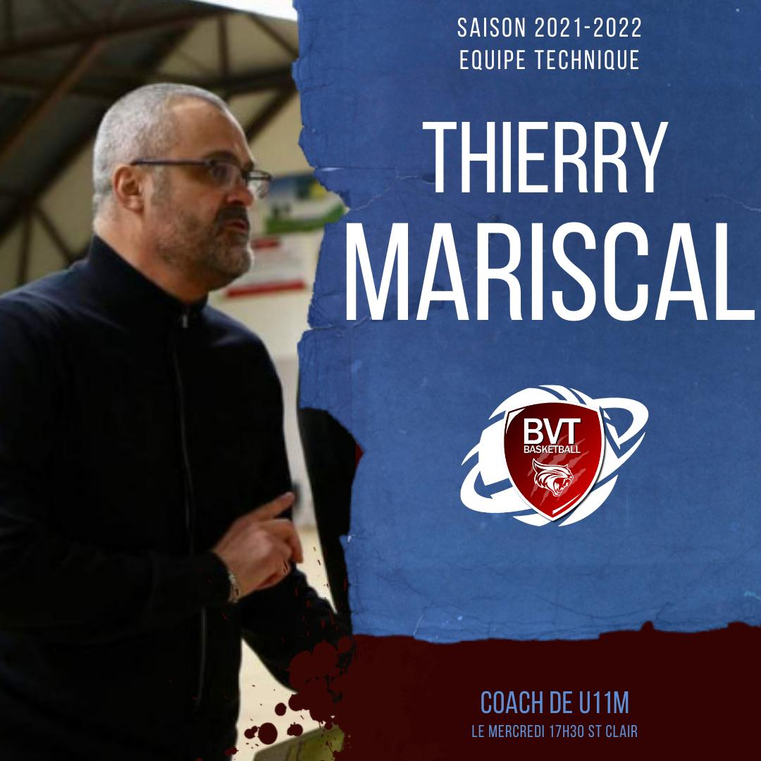 Thierry MARISCAL