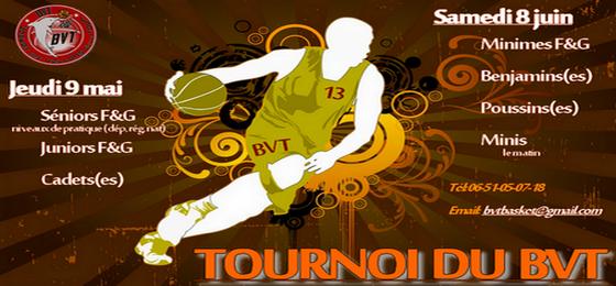Tournoi BVT