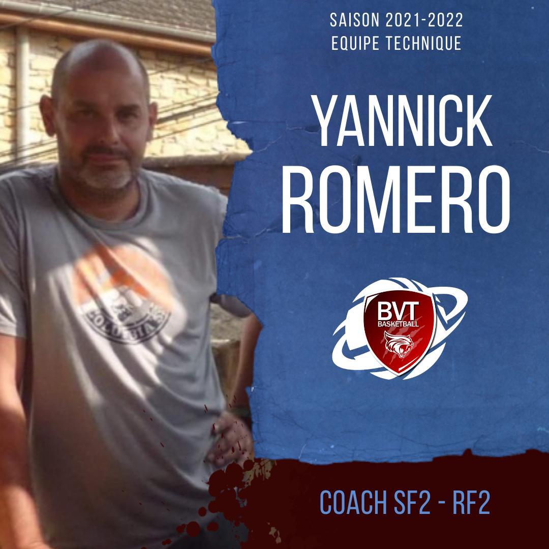 Yannick ROMERO